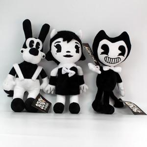 Hot Game Baby komfort spielzeug plüschtier 30 cm Bendy Dog Bendy und die Ink Machine Plüsch Puppe Spielzeug Kinder Beste Weihnachtsgeschenk