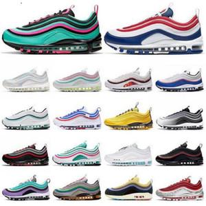 hommes femmes chaussures de course Triple Noir Blanc Etats-Unis Aurora Chaussures Tie Dye Gradient Fade formateurs mens Sports de plein air Chaussures de sport