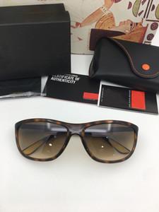 Weinlese-Marke Design Männer Aluminium Magnesium-Platz polarisierte Sonnenbrille Männer Frauen Driving Punkte Sonnenbrillen Male UV400