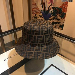 Alta qualità del cotone Bucket tappo uomo Donne Unisex Hat Bob Cappelli Hip Hop raffreddare gli sport all'aria aperta estate delle signore di Sun della spiaggia di pesca della benna del cappello