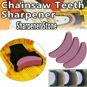 30pcs / lot Woodworking Chainworking Teeth Sharper PowerSharp Bar-Mount Saw Chain Sharping Stone Talking Stone