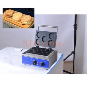 HT29Q 40cm Big Taille unique tête Pancake machine 220 V 110V antiadhésif Français Crêpe Maker Pan Grill de cuisson Plaque de fer