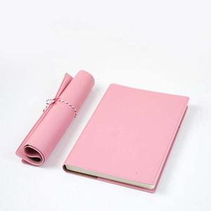 Heißer Verkaufs-A5 Notizbuch-Tagebuch Journal Tagebuch Planer Büro-Schreibtisch-Organizer Agenda Buch Soft Cover Papier Notizblock Büro Schulbedarf Geschenk