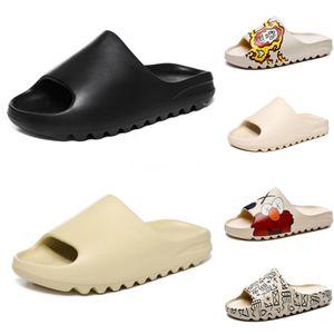 Fashion 2020 Summer Women Men Ankle Strrap Sandals Platform Square High Heels Print Sexy Wedding Party Ladies Shoes Zapatos De Mujer Ct1#246