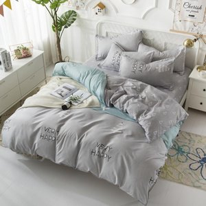 28 Quality Egyptian cotton bedding set Soft comfortable home textiles-2020 New style dekbed overtrek bed linen bed sets