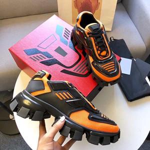 2020 Calidad Tela de nivel superior Tormenta mujer ocasional de los hombres Shoes19FW Fashion Designer Shoes cápsula plataforma de la serie al aire libre sneakers35-45