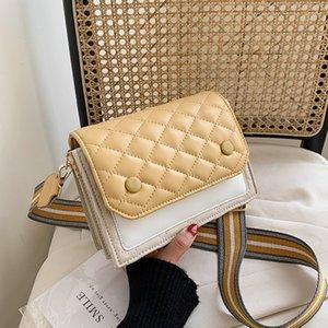 Female Personality Pu Leather Crossbody Bags For Women 2020 Shoulder Messenger Bag Ladies Hand Sling Handbags