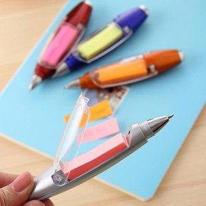 다기능 매는 된 notepaper 고속 열차 1.0mm의 볼펜 LED 램프 볼펜 쓰기 사무실 학교 HA426 공급