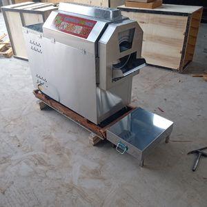 Горизонтальная машина обжарки гайки для арахиса каштанов семян подсолнечника орехов кешью сушеных орехов делая машину обжарки