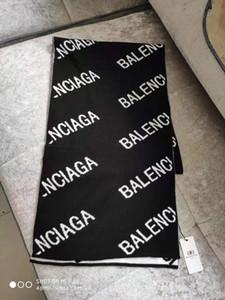 Homens marca de moda cachecol tamanho 180x35cm marcas projetar homens lenço de alta qualidade padrão de listras Letter projeto Cachecol