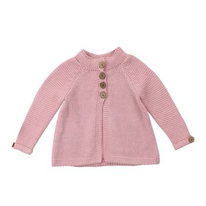 Toddler Kids Girls Winter Warm Cloak Baby Long Sleeve Sweaters Knitwear Coat