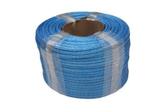 Prime blu 6mm * 100m Corda sintetica, UHMWPE Corda, ATV Winch Linea, Corda per ATV UTV Winch
