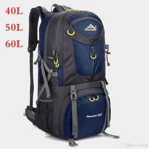 Outdoor Hiking Backpack 40L50L 60L Large Capacity Waterproof Rucksack Men Women Camping Travel Riding Climbing Sports Bag