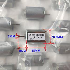 Совершенно новый FF-130SH 8V 3600rpm 12V 0.28W 5400RPM малый ток 130 микро двигателя постоянного тока 3 ~ 12 Коробка передач двигатель электробритвы / CD проигрыватель двигателя ~