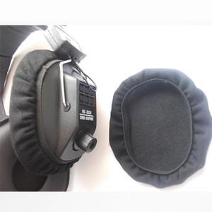 1000 adet Yıkanabilir bez kulak yastık pedleri yedek kulak pedi earpads DC kafa kulaklık kulak contaları üzerinde fit kapakları