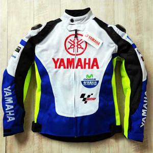 Nuevos cuatro sessons chaqueta transpirable ropa de carreras de protección de viaje al aire libre chaquetas de moto ropa de ciclismo tienen protección