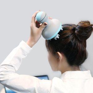 Millet Mini Head Massager Mini électrique Vibration de charge de massage multifonction portable Head Massage Instrument