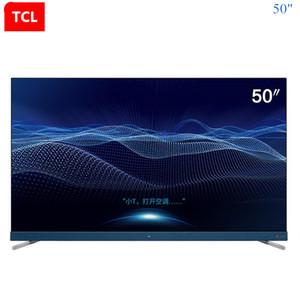 TCL da 50 pollici AI TV Ultra HD pieno ecologia HDR + 4K angoli arrotondati schermo intero caldo nuovi prodotti di trasporto libero