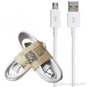 10pcs / lot Hızlı Hız Şarj Kablo İçin Samsung s6 s7 Şarj kablosu Sync Veri Kablosu Şarj