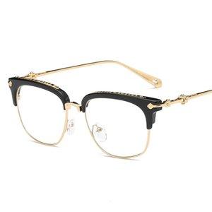 Vintage Optical Spectacles Men Women Eyeglasses Myopia Retro Transparent Glasses Frame Brand Designer Eye Glasses oculos de sol
