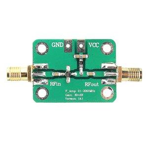 수신기 모듈 낮은 밴드 LNA 낮은 소음 30 dB로 1 DB 0.1-2000 메가 헤르츠에서