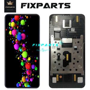 Xiaomi Mi Mix 3 LCD Ekran Yok Ölü Piksel Mix3 LCD Dokunmatik Ekran Sayısallaştırıcı Meclisi Yedek Parçaları Xiaomi Mix 3 LCD Ekran