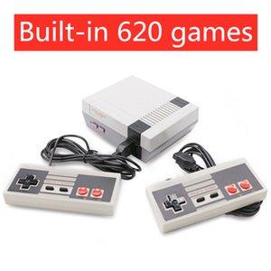 Mini TV Games Console Retro 8 Bit SEGA Player Console Video Game Built-In 620 Classic Games Arcade Gaming HD Machine
