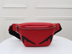 2019 brand fashion bags summer new Small and portable Waist pack hot sale street fashion handbag High quality handbags for women 19112