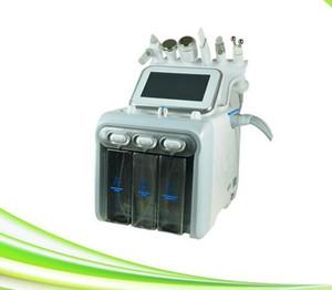 6 في 1 الأكسجين حقن رذاذ الكورية الأكسجين للعناية بالبشرة المعدات اللازمة لعلاج الضغط العالي الأوكسجين العلاج آلة الوجه