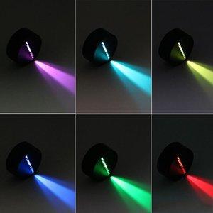 Bases barato EUA LED STOCK lâmpada para Illusion 3D Night Light, tocar na base interruptor de substituição para 3D 9D Tabela Lâmpadas de mesa