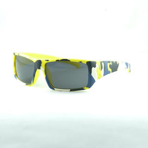 2019 crianças desporto virabrequim óculos de sol óculos uv400 acetato unisex para crianças de 6 cores preço de fábrica mais vendidos yc3047 frete grátis