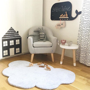 Cloud Baby Play Mat Cotton Playmat Kids Baby Carpet Games Gym Activity Newborn Rug Photography Background Room Decoration