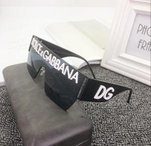 Verfärben Sie Glaslinsen-Sonnenbrille-Mann-Frauen-Kreis-Sonnenbrille-Entwerfer-Qualitäts-Eyewear-Schutzbrillen-Spiegel mit Brown-Fall-Sonnenbrille G0255