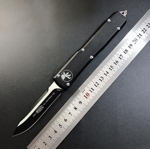Offre spéciale Micro UTX-85 MT couteau automatique vitesse de coupe tactique d'action CNC couteaux D2 lame couteau tactique edc canifs