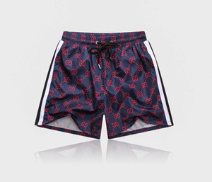 Wholesale Summer Fashion Shorts New design Board short Quick Drying SwimWear Printing Board Beach Pants Men Mens Swim Shorts