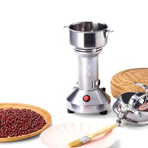 YENİ ARRIVEL Toptan Elektrik Kahve Öğütücü Taneleri Powder Mill Baharatlar Hububat Kırıcı Kuru Gıda Öğütücü Makinesi