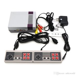 20PCS Coolbaby Mini TV Video Handheld Game Console 620 Games 8 Bit Entertainment System For Nes Classic Games Nostalgic Host Big Box