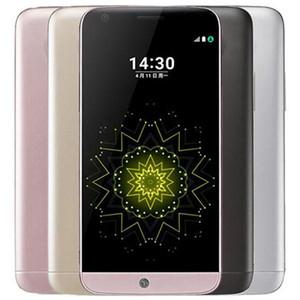 Refurbished Original LG G5 H860N H850 H820 5.3 inch Quad Core 4GB RAM 32GB ROM 16MP LTE 4G Unlocked Smart Mobile Cell Phone DHL 5pcs