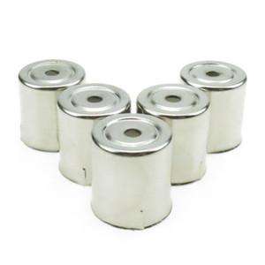 montão Forno Parts 5PCS / lot aço inoxidável furo redondo Magnetron Caps para Microondas peças de reposição para microondas Copler Microondas ...