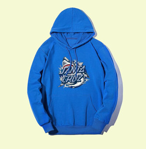 Mens Hoodie Hip Hop Women Designer Jackets Shark Cartoon Hoodie 2019 Tops Giid Mens Luxury Letter Print Hoodie Tops Brand Clothes 2020 #