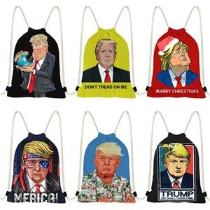2020 New Woman Moda Borse di spalla di lusso zaino sacchetti delle signore Trump elaborazione di alta qualità Totes microfibra PU in pelle Bucket # 759