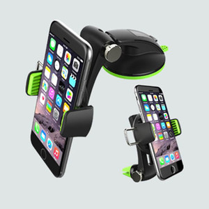 New Car Phone Holder Holder 360 gradi supporto universale Staffa per iPhone XS Max XR samsung Huawei