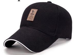 Men Fashion New Baseball Cap Hats For Men Women Brand Snapback MaLe Cotton Embroidery Bone Gorras Letter Summer Dad Hat Caps