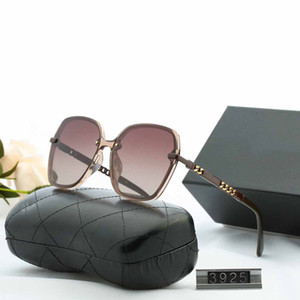 Kutu Yüksek Kalite Brand 3925 ile Mens Adumbral gözlükler UV400 için 2020 Yeni Tasarımcı Güneş Lüks Güneş Tasarımcı Cam