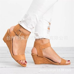 Atractivo2019 Code Will Summer Slope With Hasp Sandals Mujer