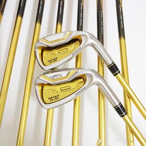 Clubs 2020New Golf S-06 4 étoiles fer Golf 4-11.Aw.Sw IS-06 fers à repasser Set clubs arbre graphite Livraison gratuite