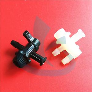 Stampante per grandi formati Allwin umana Xuli Flora Wit-colore valvola Xenons inchiostro manuale tre modi di controllo della valvola di inchiostro inchiostro valvola 10pcs