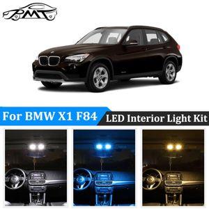 BMT 15 pcs Blanc Aucune Erreur Canbus LED Voiture Intérieur Intérieur Lumière paquet Kit pour X1 F84 LED Intérieur Lumière