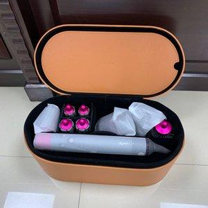 Top qualité DYS bigoudi multi-fonction styler Appareil automatique Fer à friser 8 tête boîte-cadeau le plus chaud 24 heures Livraison rapide 770098