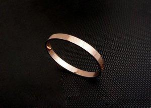 Classique vis en acier inoxydable or luxe bracelets femmes bijoux design amour bracelet charmes hommes bracelets Bracciali gros